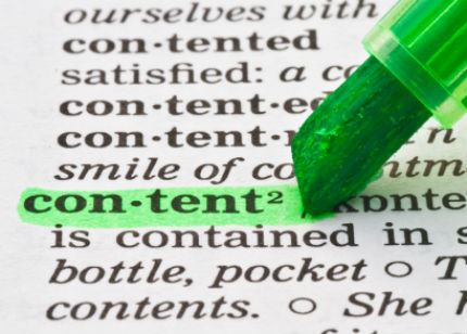 La gran mentira sobre la calidad del contenido.