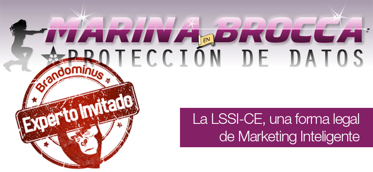 La LSSI-CE, una forma legal de Marketing Inteligente
