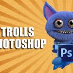 Los trolls del photoshop: una tendencia en la que el ingenio, la mala leche y el humor más absurdo se dan la mano.