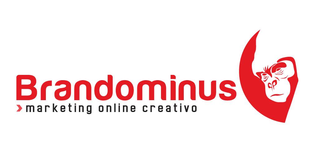 Logo brandominus agencia social media