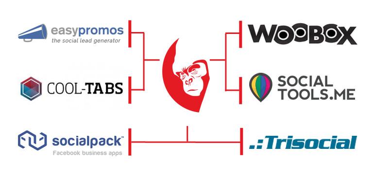 ¿Cuáles son las mejores apps para concursos en Facebook?